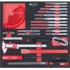 KS-Tools 712.0021 SCS Meißel- und Messwerkzueg-Sat
