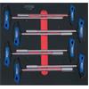 KS-Tools 712.1008 SCS T-handle socket srewdriver s