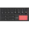 KS-Tools 713.0012 SCS Impact socket set, 1/2