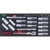 KS-Tools 713.0027 SCS 1/4