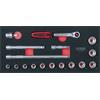 KS-Tools 713.1017 SCS 3/8
