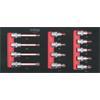 KS-Tools 713.4013 SCS 1/2`` Bit socket set, 13 pcs