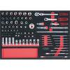 KS-Tools 781.0090 SCS CHROMEplus 1/4
