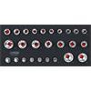 KS-Tools 783.0026 SCS CHROMEplus 1/2