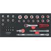 KS-Tools 783.0036 SCS CHROMEplus 3/8