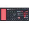 KS-Tools 783.0045 SCS CHROMEplus 1/4