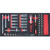 KS-Tools 783.2047 SCS CHROMEplus 1/4'' CHROMEplus