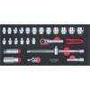 KS-Tools 783.3025 SCS CHROMEplus 3/8