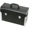 KS-Tools 850.0310 Leder-Werkzeugkoffer,L420xB150xH