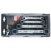 KS-Tools 503.4364 GEAR+TXE-Doppelringschlüssel-Sat