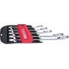 KS-Tools 503.5905-Ringmaulschlüsselsatz, r/l, 5-tl