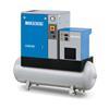 Mark MSM  5,5 kW Screw-Compressor with 200l tank + dryer