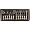 Proxxon 23100 Special set for Allen screws (2 - 14 mm), 18-pieces