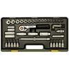 Proxxon 23282 Compact set with 3/8