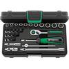 Stahlwille 96011137 40/23/6QR Socket set 1/4