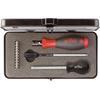 Wiha 34614 Torque screwdriver set TorqueVario®-S TORX®, TORX PLUS® with variably adjustable torque limit, 13-pcs. in box 0,8-5,0 Nm
