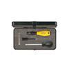 Wiha 27687 Torque screwdriver set TorqueVario®-S ESD assorted, variably adjustable torque limit, 13-pcs. in box 0,5-2,0 Nm