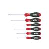 Wiha 07155 Screwdriver set SoftFinish® TORX® 6-pcs.