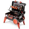 Wiha 44505 Werkzeugkoffer Basic Set L electric 34-teilig