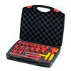 Wiha 43024 Ratchet wrench set insulated 1/2? 20-pcs. in case