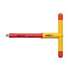 Wiha 43062 T-handle insulated for nut driver