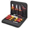 Wiha 36389 Tool set electrician assorted 12-pcs. in bag