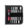 Wiha 27713 Screwdriver with interchangeable blade set SYSTEM 6 Hexagon nut driver 12-pcs.