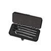 Wiha 32349 SMD tweezer set Professional ESD assorted 4-pcs.