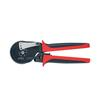 Wiha 41246 Automatic crimp tool for wire-end sleeves hex crimping 210 mm