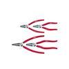 Wiha 34708 Pliers set Classic with MagicTips® Circlip pliers 4-pcs.