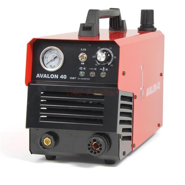 TBS Avalon 40 Plasmaanlage 15-40 A stufenlos 230 V