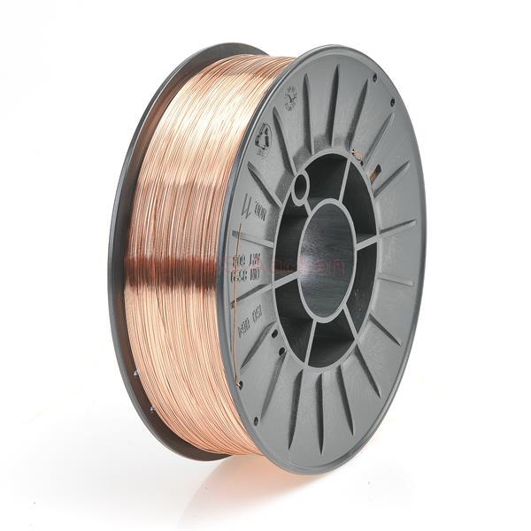 Schweißdraht 0,6 mm SG 2 5 kg Spule D-200