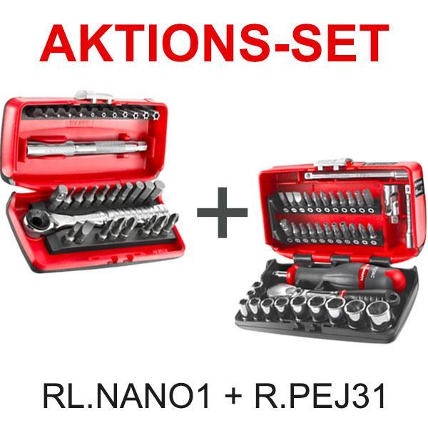 Facom RL.NANO1 + R.PEJ31 AKTION Werkzeug-Sets