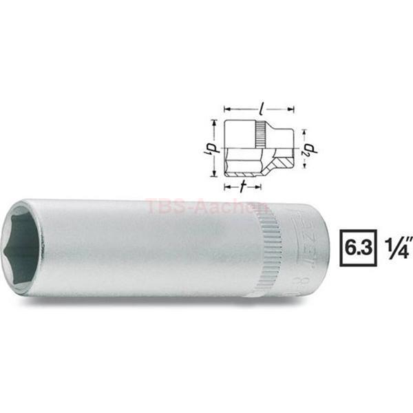 """Hazet 900AZ Doppel-6kt.-Steckschlüsseleinsatz//Nuss 1//2/"""" Zollgrößen 3//8/""""-1.1//4/"""""""