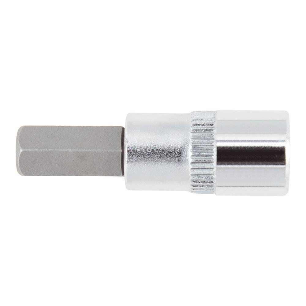GEDORE IN 19 5 Schraubendrehereinsatz 1//2 Innen-6-kant 5 mm 5mm