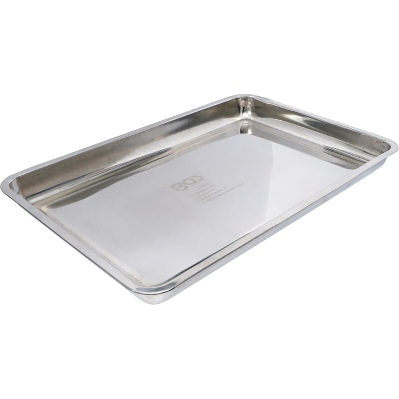 BGS 7892 Drip Tray, Stainless Steel, 600 x 400 mm