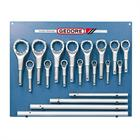 box-end wrench set <br>heavy duty