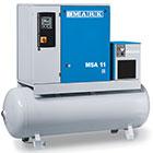 MSA-series Screw-Compressors