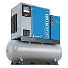 Compressors with BAFA support