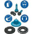 wheel hub grinder