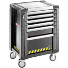 Safety roller cabinets