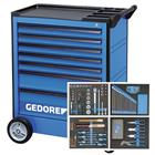 tool cabinets with tools