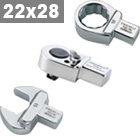 Insert tools 22x28