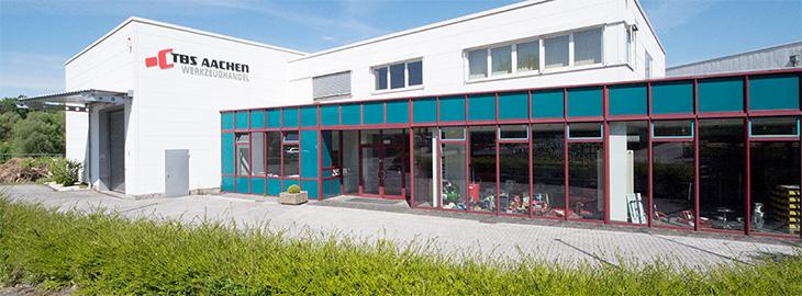 TBS Aachen Ladenlokal