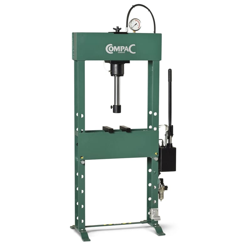Compac HP 20 Workshop press 20 Ton (Hand operated)
