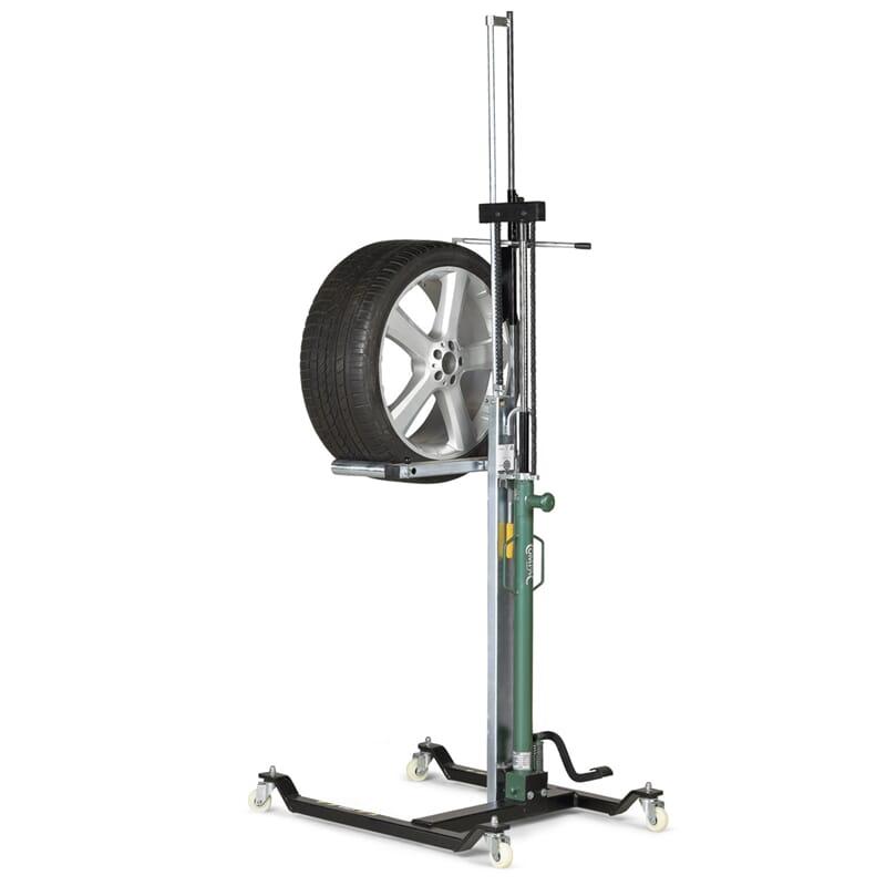 Busse Compac WD Mobiles Radmontagegerät 250kg für LKW