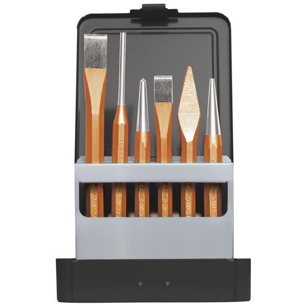 gedore red r90000006 schlagwerkzeug satz 6 teilig. Black Bedroom Furniture Sets. Home Design Ideas