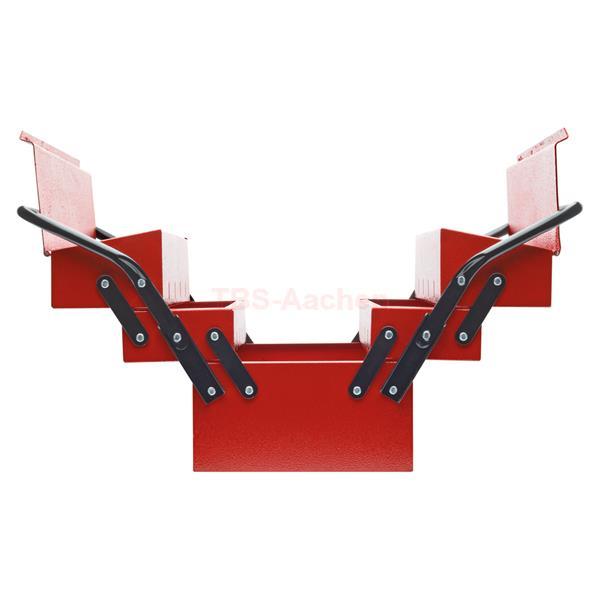 gedore red r20600073 werkzeugkasten 5 f cher leer. Black Bedroom Furniture Sets. Home Design Ideas