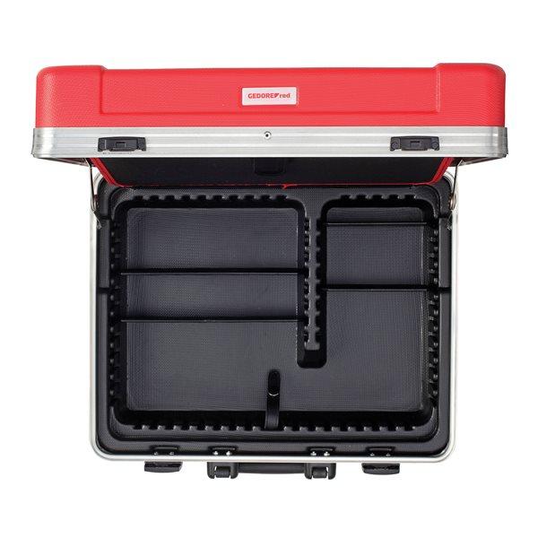 gedore red r21650057 werkzeugsatz schrauber 57tlg. Black Bedroom Furniture Sets. Home Design Ideas