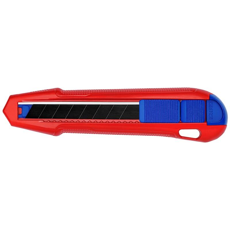 Knipex 90 10 165 BK KNIPEX CutiX Universal knife 160 mm